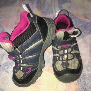 Kids' Keen Targhee Waterproof Hiking Shoes